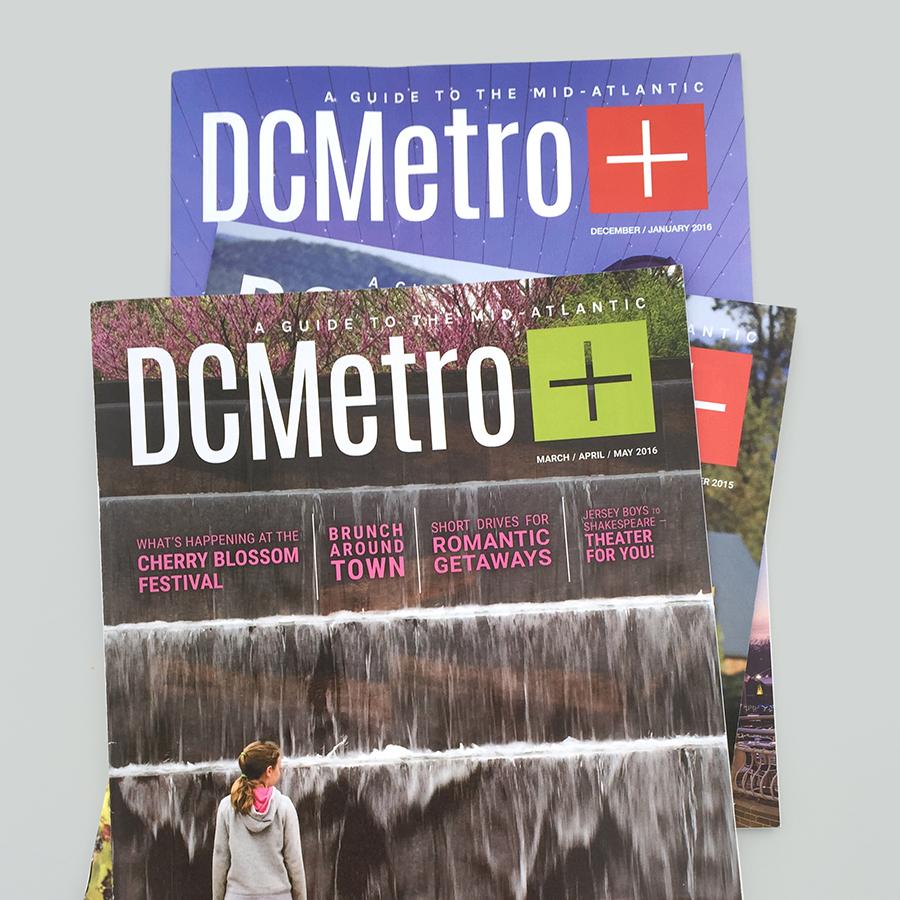 DCMetro stack