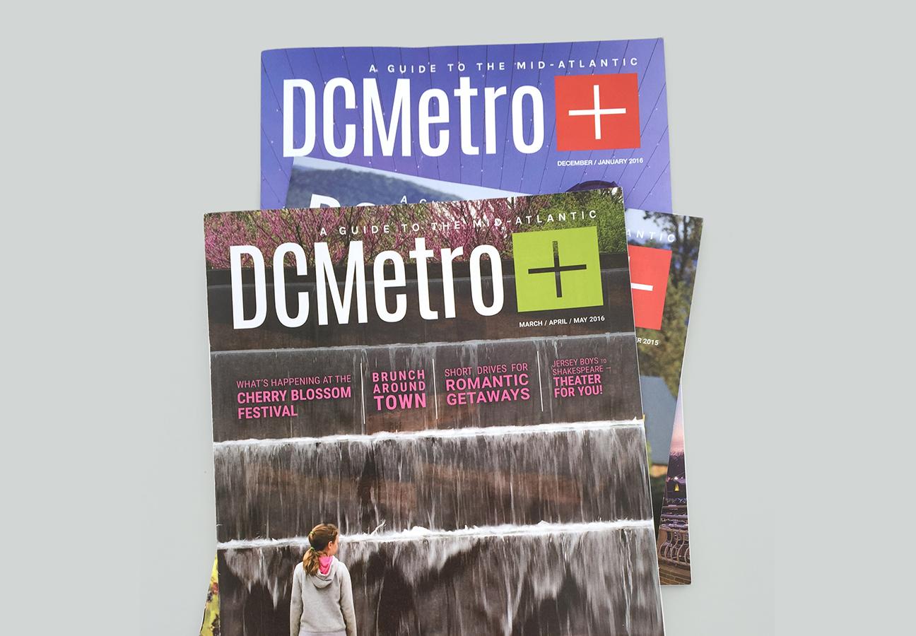 DCMetro+ covers